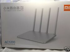 Original Xiaomi Mi WiFi Router 3 1167Mbps 2.4GHz 5GHz Dual Band 128MB Flash ROM