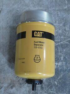 Brand New OEM CAT OEM Fuel Filter/Water Separator 159-6102