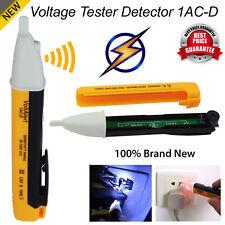 Comprobador de tensión 90-1000 V Bolígrafo Detector AC sin contacto Sensor de alerta Voltios Eléctrico