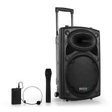 (Ricondizionato) Cassa Bluetooth Sound System Portatile 350W Rms Usb Microfono