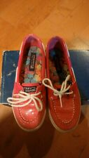 Sperry Top Sider Girls Pink  Size 3m