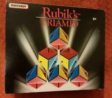 Rubiks Triamid matchbox boxed puzzle MA-670 1990