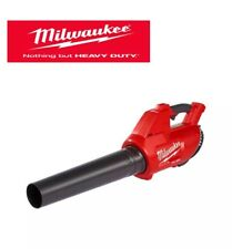 Milwaukee 18 V Lithium-Ion Cordless Fuel Leaf Blower - M18CBL-0 Tool Only