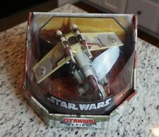 "Republic Gunship Titanium Series Die-Cast Star Wars 2005 7"" Large Ultra #2"