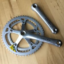 Shimano Crankset 105 FC-1050 42/52 170mm Crank Double Vtg Road Bike