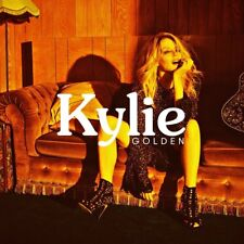 KYLIE MINOGUE GOLDEN CD (Released April 6th 2018)