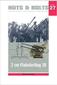 Nuts & Bolts Vol.27   2 cm Flakvierling 38