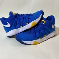 EUC Nike Boys KD Trey 5 V GS Kevin Durant Basketball Sneakers Shoes Youth 5