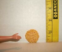 MINIATURE RE-MENT FASHION DOLL 1/6 ACCESSORY RETIRED FUNNEL CAKE FOOD