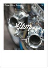 Greasy Kulture Magazine 44 GKM Harley Triumph Sportster FLH Shovel BSA iron FX