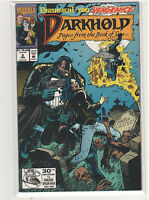 Darkhold: From The Book of Sins #5 Midnight Sons Punisher Ghost Rider 9.6