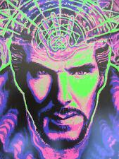 Doctor Strange funky movie poster Marvel Comic Imax Superhero Movie Dr 2016
