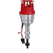 MSD Distributor 83506; Ready-To-Run Billet Aluminum HEI for Ford Marine
