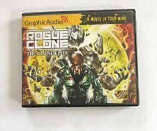 Rogue Clone #4: The Clone Elite by Steven L. Kent Graphic Audio, 2012 CD