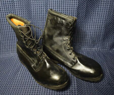 US ARMY BELLEVILLE  Boots Black Cold Weather NEW Condition Size See notes