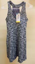New MPG Mondetta Size Small Purple Stretch Polyester Knit Racerback Sport Dress