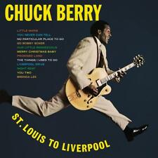Chuck Berry ST LOUIS TO LIVERPOOL (DELUXE) 180g GATEFOLD New Sealed Vinyl LP