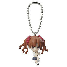 Toaru Kagaku no Railgun Kuroko Mascot Key Chain Anime Manga Licensed MINT