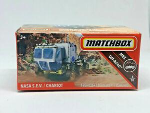 Matchbox Power Grabs NASA SEV / Chariot