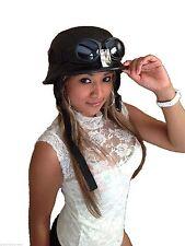Chopper Helm incl. Brille -M- Helm incl. Brille Biker Helm Roller Helm  Bulzeye