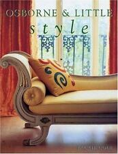 Osborne & Little Style: Decorating Themes and Combinations