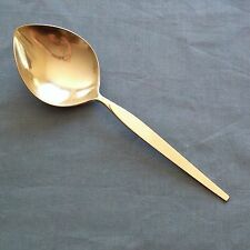 Oneida Community Satinique casserole serving spoon stainless