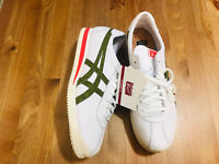 Asics Onitsuka Tiger Corsair leather men's athletic shoes 1183A199 NWOB sz 10