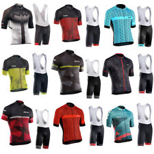 Unisex Cycling Jerseys Bib Shorts sets Cycling Clothing Bicycle Short Sleeve