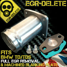 Fits BMW EGR REMOVAL KIT td tds E34 E36 E38 E39 318 325 525 725 Blanking Plate