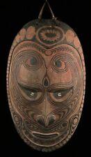 Masque d'esprit Iatmul, spirit iatmul mask, papouasie nouvelle guinée