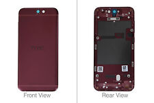 Genuine HTC A9 Deep Garnet / Red Rear / Battery Cover - 83H40038-19