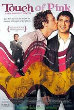 TOUCH OF PINK MOVIE POSTER 27x40 ORIGINAL ONE SHEET 2004 GAY FILM JIMI MISTRY