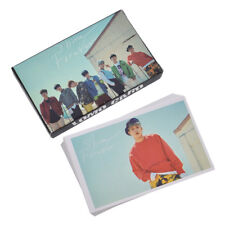 Monsta X LOMO Card KPOP Fashion Group Star Fans Collections Supplies 30 Pcs