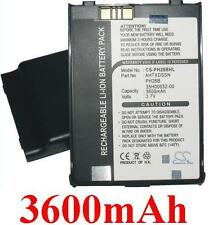 Shell +. Battery 3600mAh type Ahtxdssn Ph26B for Htc Blue Angel