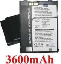 Coque + Batterie 3600mAh type AHTXDSSN PH26B Pour HTC Blue Angel