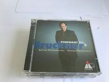 Nikolaus Harnoncourt - Bruckner: Symphony No.8 UNPLAYED MINT CD