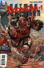 BATMAN SUPERMAN #3.1 DOOMSDAY #1 3D LENTICULAR COVER NM 2013 NEW 52 1st PRINT