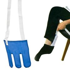 Sock Stocking Mobility Aid Helper Slider Easy On Off Pulling Up Dressing Assist