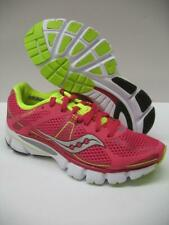 New Saucony ProGrid Mirage 3 Running Cross Training Shoes Pink Citron Womens 5.5