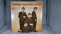 Rare Record LP Introducing The Beatles VJLP 1062 Mono Version II VG cVG