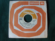 "THE FLOWER POT MEN : Let's go to San Francisco 7"" 45T 1967 French DERAM 18.011"