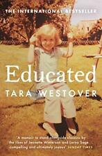 Educated: The international bestselling memoir by Westover, Tara Book The Fast
