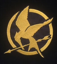 New Hunger Games Mockingjay Patch