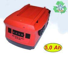 Original Hilti Akku  B 22  5  Ah Li  22 V 21,6 V  (18+)   5000 mAh