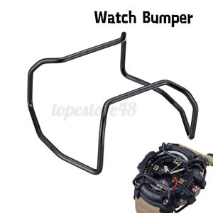 Stainless Steel Wire Guard Protector  Bumper For G-Shock GG1000 Sport  ↻ z q