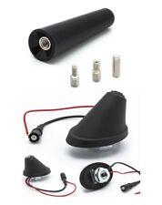 Premium Mini 3cm Auto Antenne Verstärker Radio FM RAKU 2 II für viele Fahrzeuge