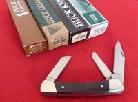"Buck Made in USA 701 3-7/8"" 3 Blade Stockman BRONCO Stock Knife MINT IN BOX"