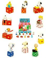 PEANUTS SNOOPY DICE DREAM SET COMPLETO - TARGA