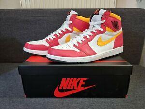 Nike Air Jordan 1 Retro High OG Euro 48,5 USA 14 Fusion Red