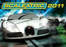 2011 SCALEXTRIC CATALOGUE 52ND EDITON